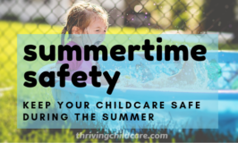 childcare safe